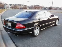 mercedes benz s55 amg dude sell my car