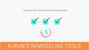 Home Remodeling Cost Estimate by Kukun Crunchbase