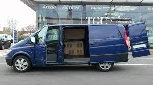 mercedes vito ladefläche mercedes vito 120 cdi kastenwagen lang klimaautomatik
