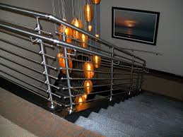 home depot stair railings interior highly durable stair rail made of stainless steel material n