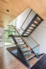 prefab steel stairs residential home design ideas and pictures