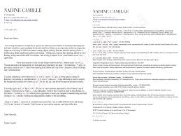 Standard Business Letter by Cover Letter Format 2012