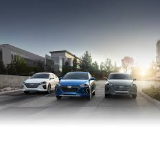 hyundai vehicles the new ioniq one car three options hyundai usa