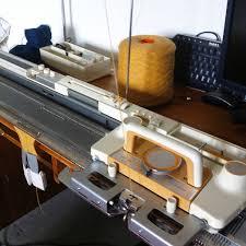 machine knitting woolly originals