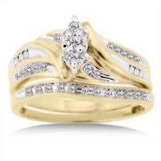 gold wedding ring sets wedding ring sets