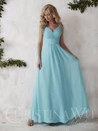 christina wu bridesmaid dresses christina wu bridesmaids 22681