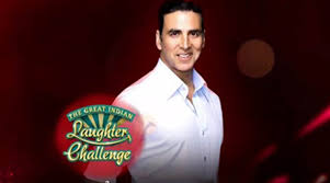 Challenge News Akshay Kumar Turns Judge For The Great Indian Laughter Challenge 5