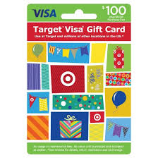 prepaid gift cards with no fees visa gift card 100 6 fee target