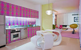 colorful kitchen chairs colorful kitchen design ideas with unique chairs and bright lighting