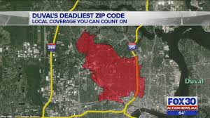 Google Zip Code Map by Pastor Sets Out To Make Jacksonville U0027s Most Dangerous Neighborhood