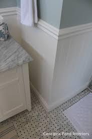 bathroom wainscoting bathroom 19 cool features 2017