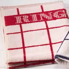 ringtons pair of tea towels ringtons