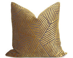 Decorative Pillows Modern Decorative Pillow Etsy