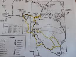 French Creek State Park Map Favorite Ride Custer State Park