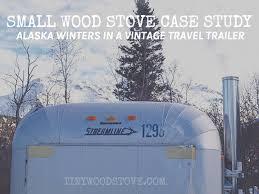Alaska travel trailers images Case studies tiny wood stove jpg