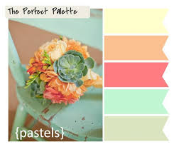 color palette for wedding 6 palette inspiring wedding bouquets coral turquoise turquoise