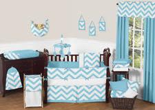 Zig Zag Crib Bedding Set Designer Crib Bedding Ebay