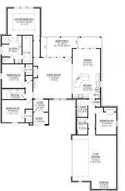 split floor plan 653647 great country look with a split floorplan