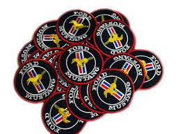 ford mustang patch ford patches motorspatches motorcycles biker patches