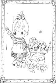 232 holidays easter coloring sheets images