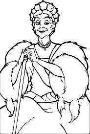 queen coloring page contegri com