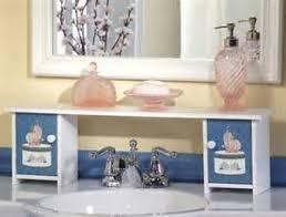 Bathroom Shelf Over Sink Details About Fancy Lady Over Sink Bathroom Shelf Storage Cabinet