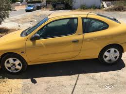 renault megane 1998 coupe 1 6l petrol manual for sale nicosia