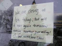 closed business services make difficult in fargo moorhead