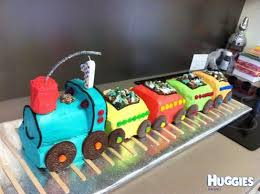 train cake simple and super cute boy party ideas pinterest