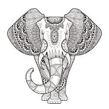 animal coloring pages for adults fablesfromthefriends com