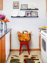 blank kitchen wall ideas decorating creative blank wall solutions