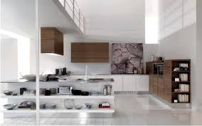 italian modern kitchen fabulous italian modern kitchen with well managed storage on white