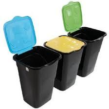 poubelle tri selectif cuisine poubelle gifi