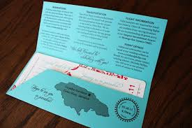 destination wedding invitation wedding invitations flight ticket awesome 5 ideas for your