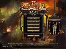 dungeon siege 2 broken dungeon siege adepts 2 for broken siege the day