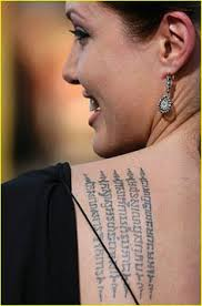 tattoo de angelina jolie que significa sacred fearless angelina jolie tattoo designs and meaning quotes