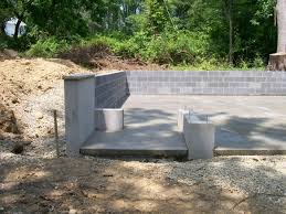 how to build a concrete pad for your garage sheds unlimited