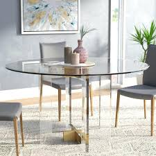 glass top dining table set 4 chairs round glass dining set round glass and chrome dining table chrome