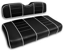 golf cart seat cover vinyl fleece camo