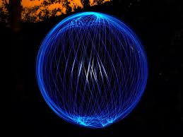ultraviolet light spheres and more with pictures