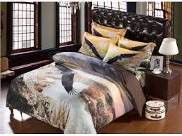 Waterfall Comforter Bald Eagle Comforter Beddinginn Com
