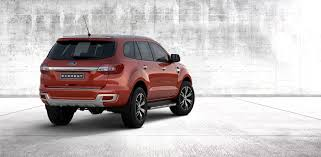 2016 Ford Everest 2016 Ford Everest Picture 118822