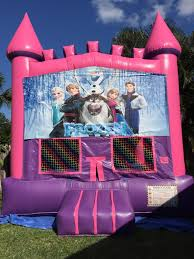 bounce house rental miami create a winter with a bounce house rental bounce