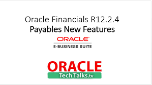r12 2 4 oracle payables new features youtube