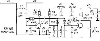 microwave detector circuit diagram supreem circuits diagram and