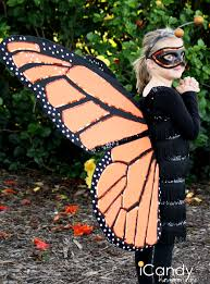 Monarch Butterfly Halloween Costume Diy Monarch Butterfly Costume Icandy Handmade