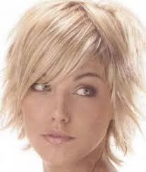 short hairstyles short to medium hairstyles for fine hair layered