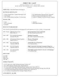 pilot resume template pilot resume template exles vasgroup co