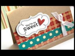 you re so sweet make a card monday 62