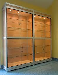 custom made display cabinets custom made display showcases